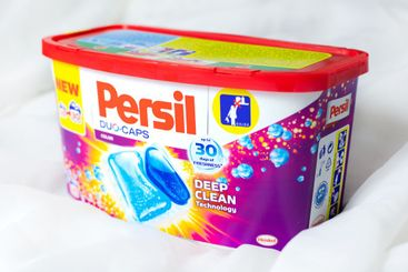 Persil Duo-Caps Capsules for washing colored clothes
