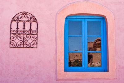 morocco design windows