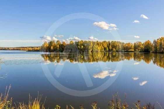 Lake in Tampere, Iidesjärvi