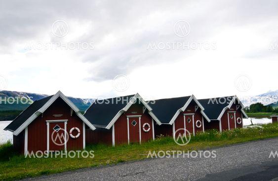 fiskeri hytter