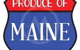 Produce Of Maine
