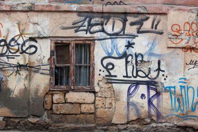 Graffiti Odessa Style