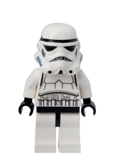 Stormtrooper Lego Minifigure
