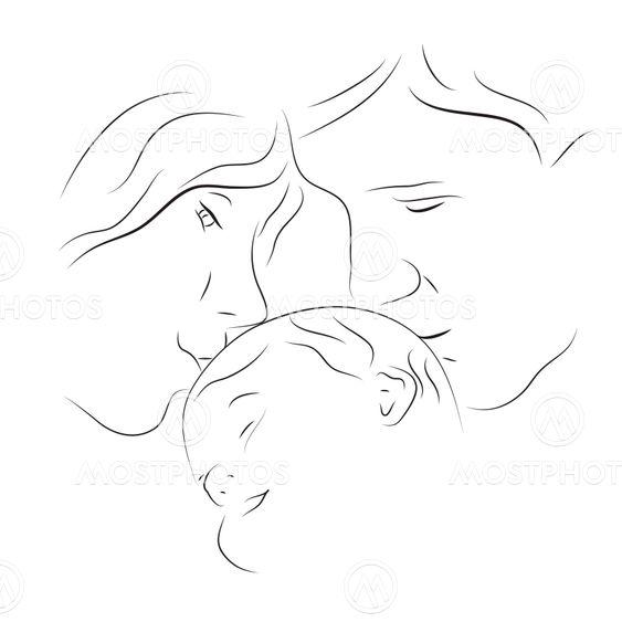 Vanhemmat vauva