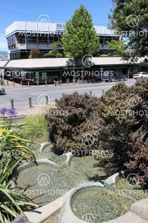 Ashburton, New Zealand