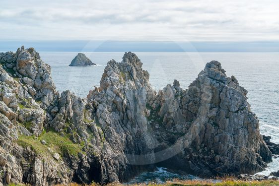 Pointe de Pen-Hir in Brittany