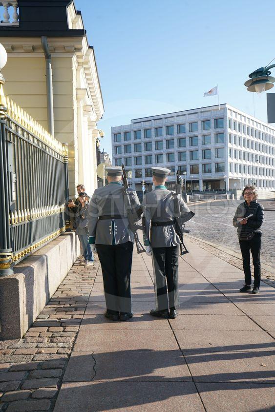 Republikens presidents kansli, Helsingfors