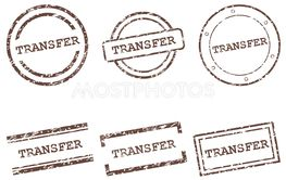 Transfer stamps