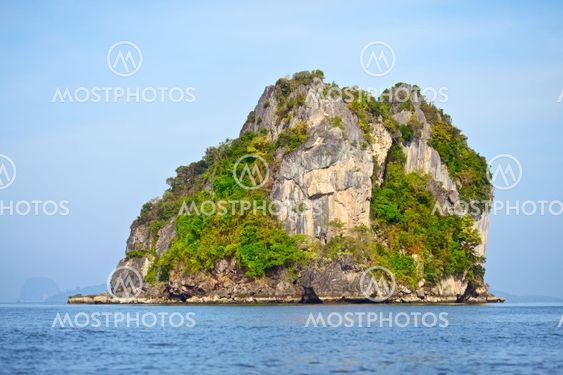 Andamaanit meren saarilla