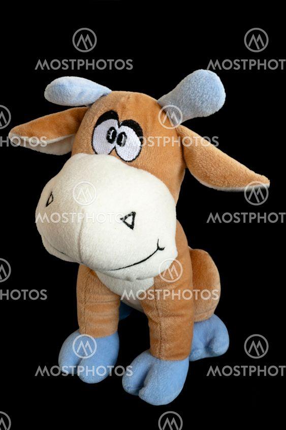 Plush calf 2