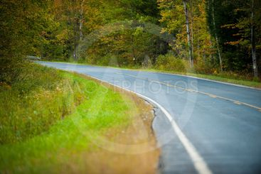 Road in the country