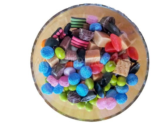A variety of sweets