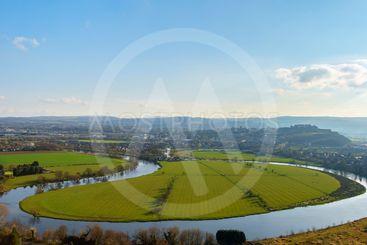 Forth river, Stirling, Scotland.