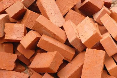 heap of brick