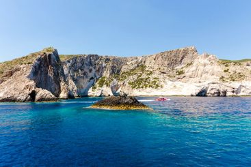 Cruise around Zakynthos