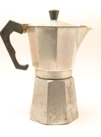 Italian coffee machine