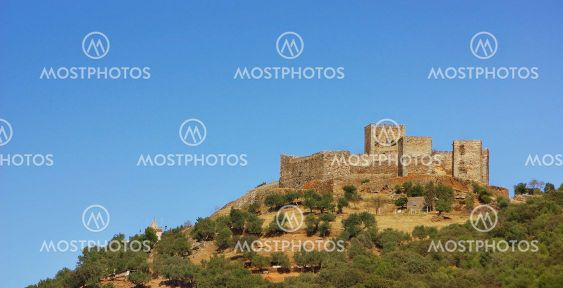 Castle of Monsaraz village.