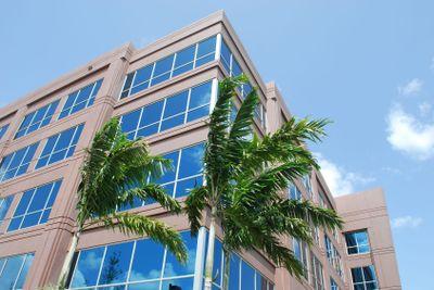 Modern Florida Building