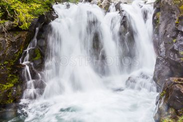 Waterfall on the Paradise River