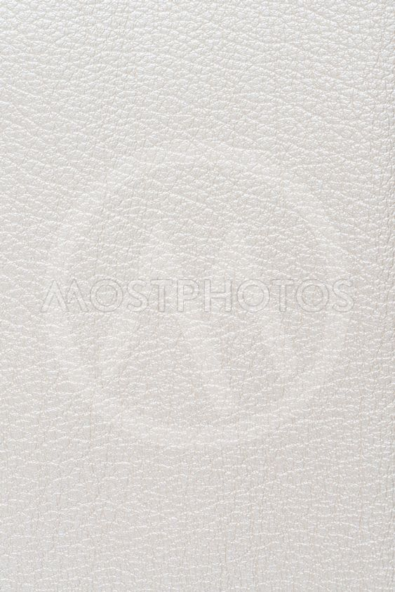 White leather texture closeup