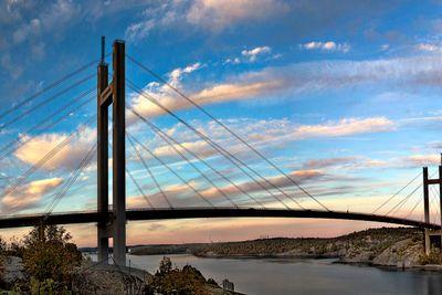 Tjörn bridge