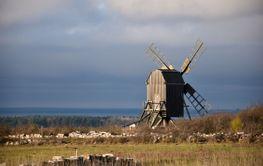 Väderkvarn på solens och vindarnas ö, Öland