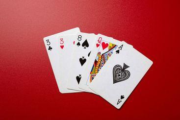 One pair poker