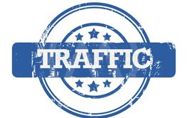 SEO Traffic stamp