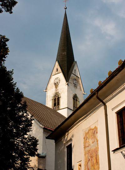 Slovenia town