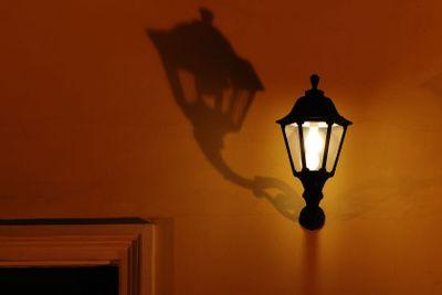 Classic decorative lantern