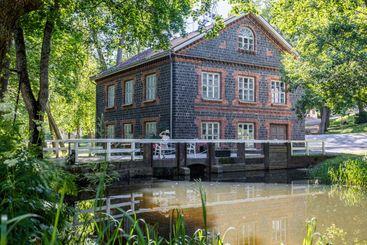 The Mill in Fiskars village