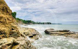 coast of Ecuador
