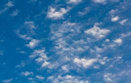 Clouds in Summer