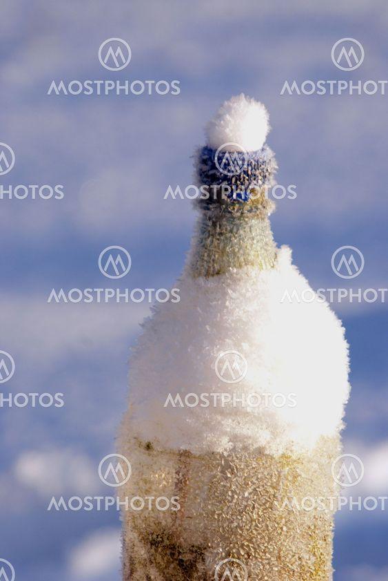 Winter bottle