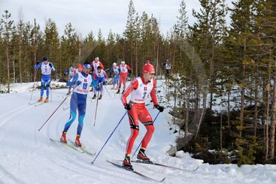 Ski marathon