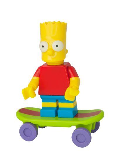 Bart Simpson Lego Minifigure