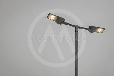 Modern LED outdoor lamp,