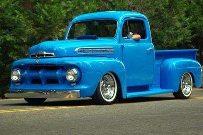 Classic American Truck