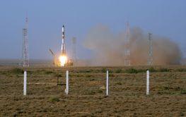 Fatal Progress Spacecraft Launch