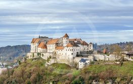 Burghausen Castle, Germany