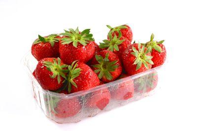 Box of Strawberries