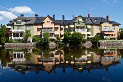 Hus vid Svartån, Örebro