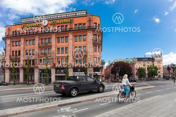 Stockholm, Tegelbacken