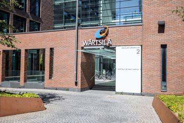 Wärtsilä head office building