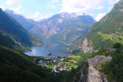Beautiful Norway nature