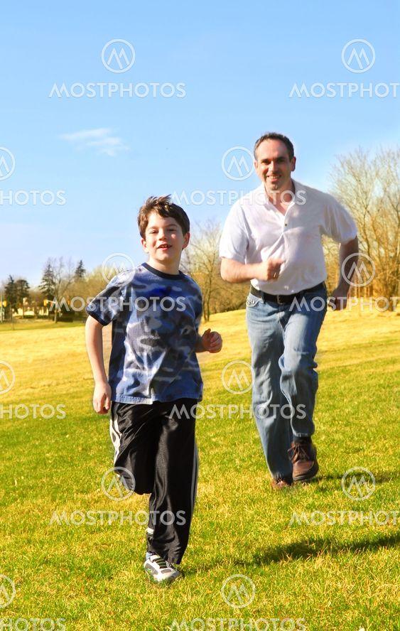 Far och son