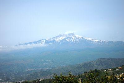 Etna vulcan