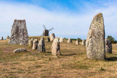 Gettlinge stoneship