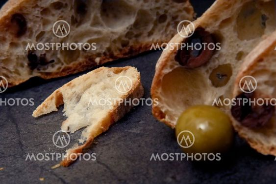 Bread and Olives