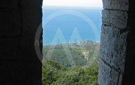 Fortress on Mount Ahun, Hosta territore, Krasnodar...